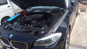 BMWのバッテリー上がり