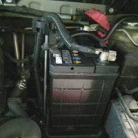 アイドリングストップ用バッテリーM42