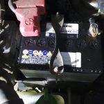 AZワゴンのバッテリー交換
