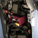 アイドリングストップ車バッテリー交換