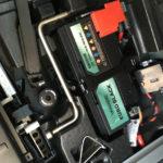 BMWのバッテリー交換